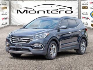 Used 2017 Hyundai Santa Fe Sport AWD, SPORT, BACKUP CAM, MOON ROOF, LEATHER for sale in North York, ON