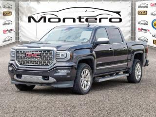 Used 2016 GMC Sierra 1500 4X4, CREW CAB, DENALI, REMOTE START, FULLY LOADED for sale in North York, ON