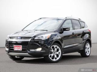 Used 2016 Ford Escape Titanium for sale in Ottawa, ON