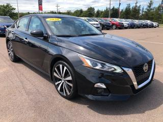 Used 2020 Nissan Altima Platinum for sale in Charlottetown, PE
