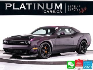 Used 2021 Dodge Challenger SRT Hellcat Redeye,797HP,V8,NAV,CAM,HEATED SEATS for sale in Toronto, ON