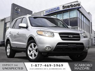Used 2007 Hyundai Santa Fe AWD 4dr 3.3L Auto GLS for sale in Scarborough, ON
