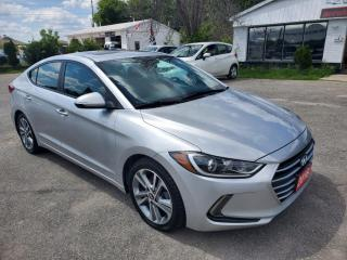 Used 2018 Hyundai Elantra GLS for sale in Barrie, ON