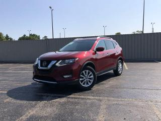 Used 2018 Nissan Rogue SV AWD for sale in Cayuga, ON