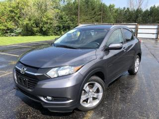 Used 2017 Honda HR-V Ex-L Awd for sale in Cayuga, ON