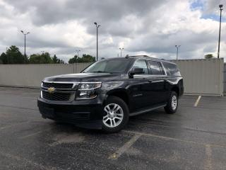 Used 2018 Chevrolet Suburban LS 4WD for sale in Cayuga, ON