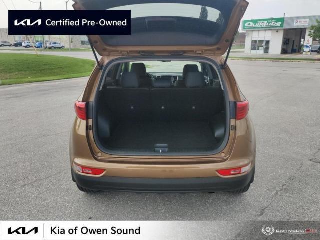 2018 Kia Sportage 2.4L EX AT AWD