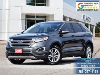 Used 2018 Ford Edge SEL for sale in Oakville, ON