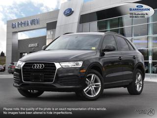 Used 2018 Audi Q3 Komfort for sale in Ottawa, ON