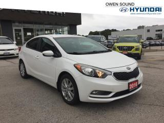 Used 2016 Kia Forte LX for sale in Owen Sound, ON