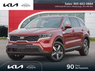 New 2021 Kia Sorento 2.5L LX Premium IN STOCK NO ORDERING -PICK UP TODAY for sale in Mississauga, ON