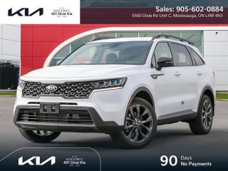 New 2021 Kia Sorento 2.5T X-Line PICK UP TODAY - NO WAIT for sale in Mississauga, ON