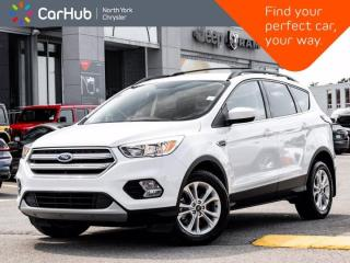 Used 2018 Ford Escape SE 4WD Heated Seats Backup Camera Bluetooth Satellite Radio for sale in Thornhill, ON