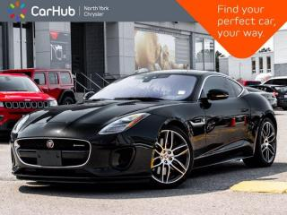 Used 2019 Jaguar F-Type R-Dynamic Meridian Sound Active Driver Assists Navigation for sale in Thornhill, ON