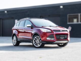 Used 2015 Ford Escape SE I Navigation I Backup NO ACCIDENT for sale in Toronto, ON