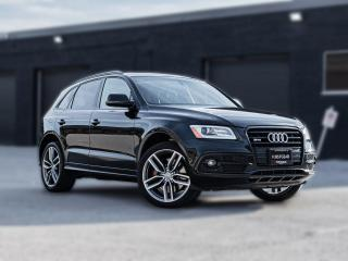 Used 2015 Audi Q5 SQ5 I Technik |S-LINE I P-Plus | NAV | PANO | BACK for sale in Toronto, ON