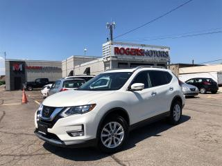 Used 2018 Nissan Rogue 3.99% Financing - SV AWD - NAVI - PANO ROOF - 360 CAMERA for sale in Oakville, ON