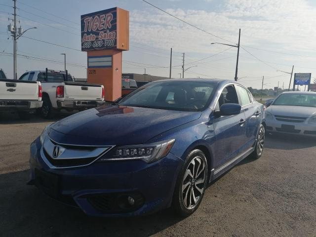 2016 Acura ILX A-SPEC*LEATHER*SUNROOF*ONLY 56KMS*ALLOYS*CERTIFIED