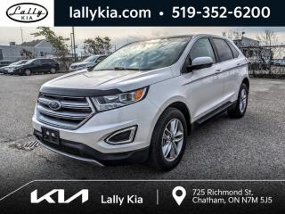 Used 2016 Ford Edge SEL AWD - # NAV #LOW RATES #SUNROOF # for sale in Chatham, ON