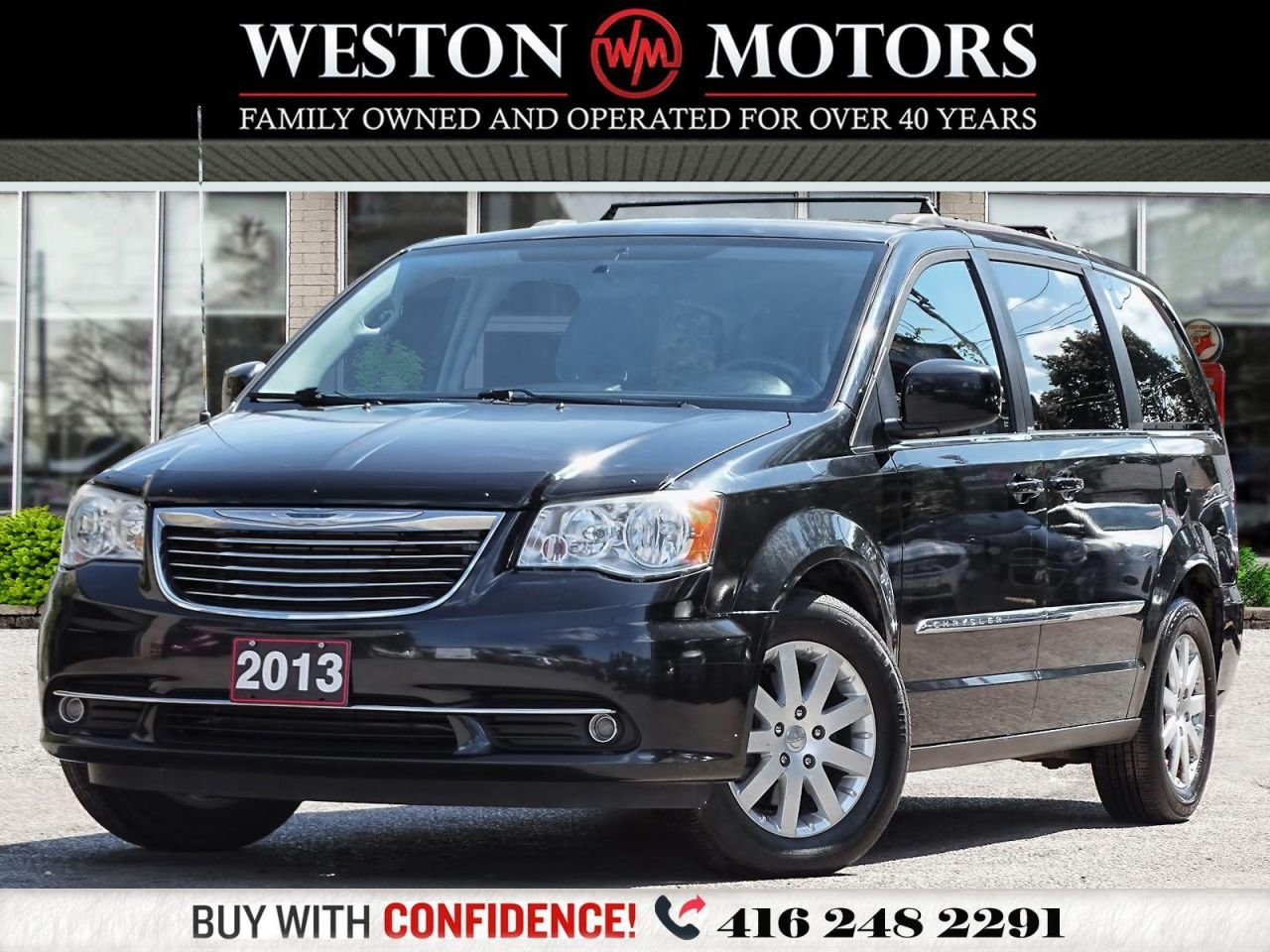 2013 Chrysler Town & Country TOURING*