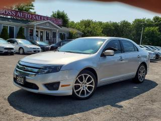 Used 2012 Ford Fusion SEL for sale in Oshawa, ON
