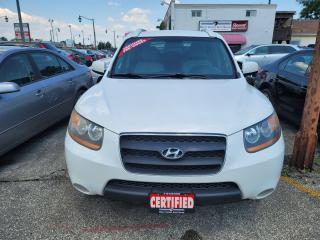 Used 2009 Hyundai Santa Fe GL for sale in Brantford, ON