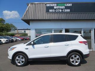 Used 2014 Ford Escape 4 WHEEL DRIVE, BACK UP CAMERA, HEATED SEATS, FOGS, for sale in Mississauga, ON