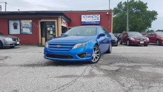 Used 2012 Ford Fusion SEL for sale in Windsor, ON