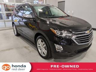 Used 2020 Chevrolet Equinox Premier for sale in Red Deer, AB
