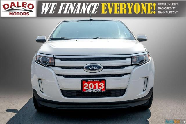 2013 Ford Edge SEL / NAVI / BAKCUP CAM / HEATED SEATS / PANOROOF Photo3