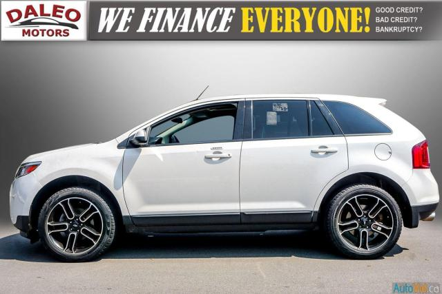 2013 Ford Edge SEL / NAVI / BAKCUP CAM / HEATED SEATS / PANOROOF Photo5