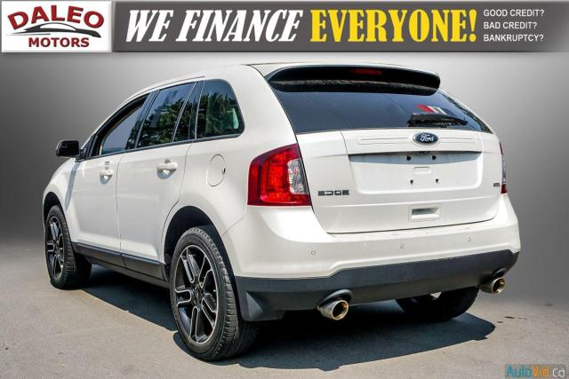 2013 Ford Edge SEL / NAVI / BAKCUP CAM / HEATED SEATS / PANOROOF Photo6