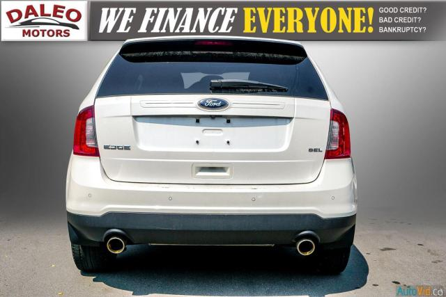 2013 Ford Edge SEL / NAVI / BAKCUP CAM / HEATED SEATS / PANOROOF Photo7