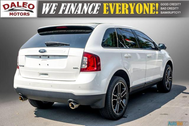 2013 Ford Edge SEL / NAVI / BAKCUP CAM / HEATED SEATS / PANOROOF Photo8