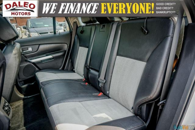 2013 Ford Edge SEL / NAVI / BAKCUP CAM / HEATED SEATS / PANOROOF Photo12