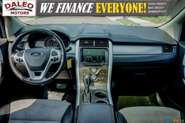 2013 Ford Edge SEL / NAVI / BAKCUP CAM / HEATED SEATS / PANOROOF Photo14