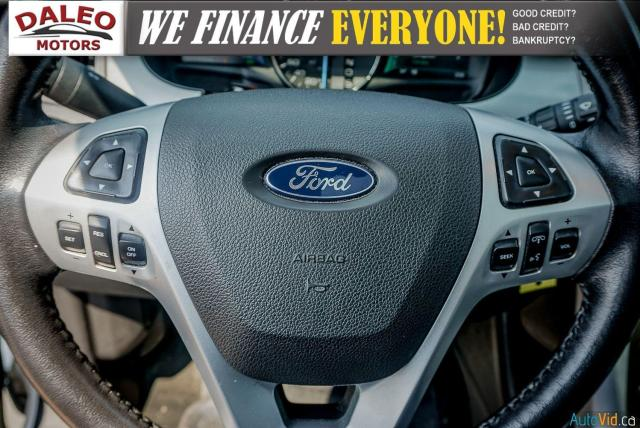 2013 Ford Edge SEL / NAVI / BAKCUP CAM / HEATED SEATS / PANOROOF Photo25