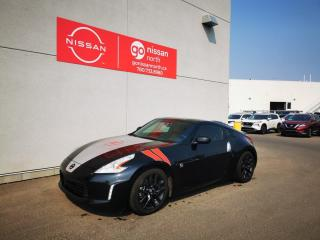 Used 2016 Nissan 370Z Touring Sport / Certified Pre-Owned / One Owner for sale in Edmonton, AB