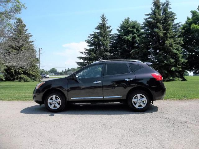2013 Nissan Rogue S AWD- 4 NEW TIRES