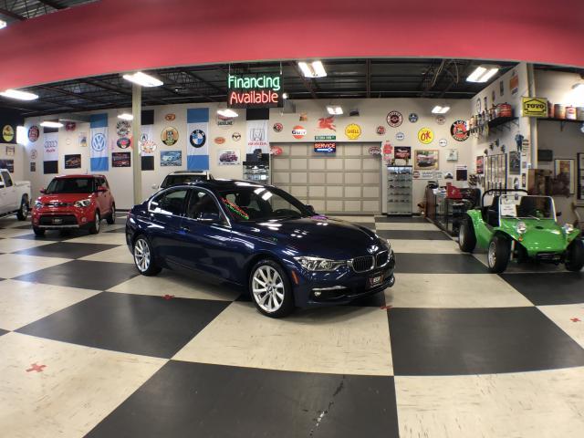 2017 BMW 3 Series 330i xDrive AUTO NAVI LEATHER H/SEATS SUNROOF