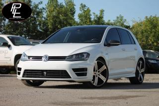Used 2016 Volkswagen Golf R 2.0 TSI for sale in Bolton, ON