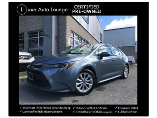 Used 2020 Toyota Corolla LE PLUS - SUNROOF, AUTO, HEATED SEATS, LOADED! for sale in Orleans, ON