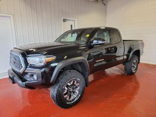 Used 2019 Toyota Tacoma TRD OFF ROAD 4X4 for sale in Pembroke, ON