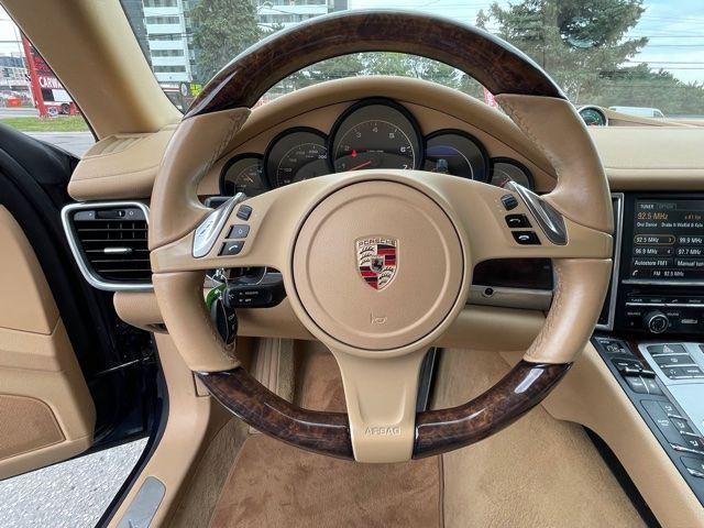 2013 Porsche Panamera 4 AWD NAVIGATION,SUNROOF,REAR VIEW CAMERA, BLIND SPOT Photo14