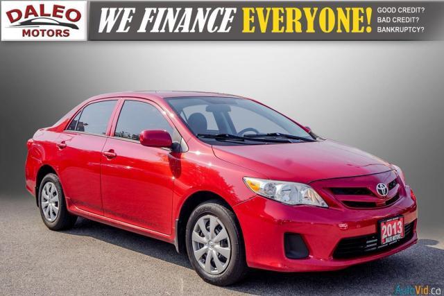 2013 Toyota Corolla CE / BLUETOOTH / HEATED SEATS / TRACTION CONTROL Photo2