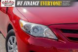 2013 Toyota Corolla CE / BLUETOOTH / HEATED SEATS / TRACTION CONTROL Photo34
