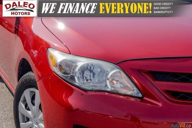 2013 Toyota Corolla CE / BLUETOOTH / HEATED SEATS / TRACTION CONTROL Photo3