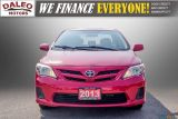 2013 Toyota Corolla CE / BLUETOOTH / HEATED SEATS / TRACTION CONTROL Photo35