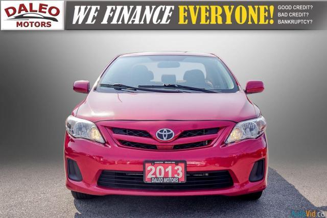 2013 Toyota Corolla CE / BLUETOOTH / HEATED SEATS / TRACTION CONTROL Photo4