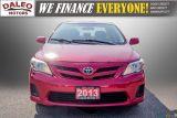 2013 Toyota Corolla CE / BLUETOOTH / HEATED SEATS / TRACTION CONTROL Photo36